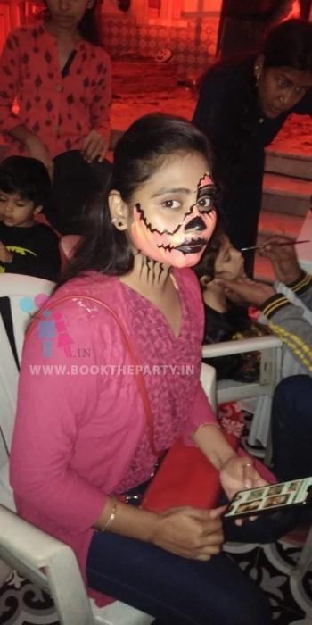 Face Painting Beginner