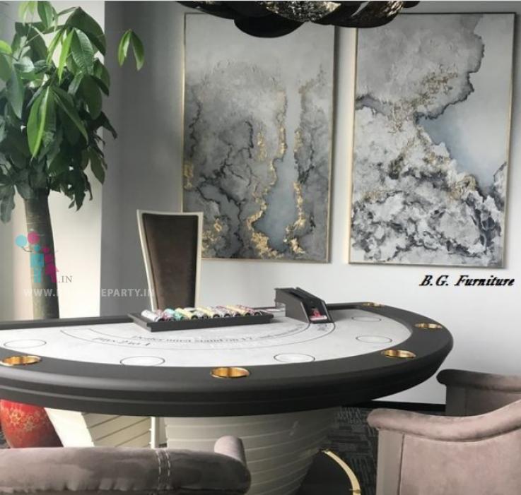 Premium Blackjack Table King