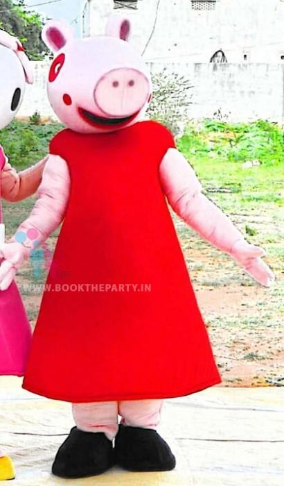 Peppa Pig Clown