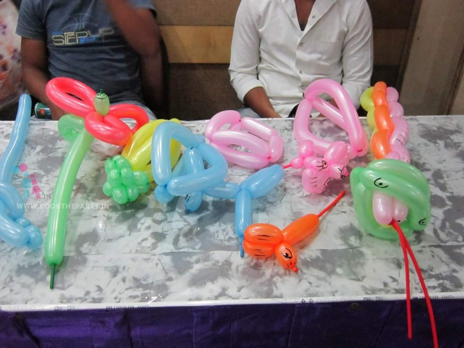 Balloon Twister Intermediate