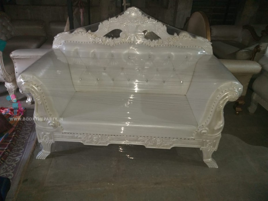 Classic Sofa with a Back-rest