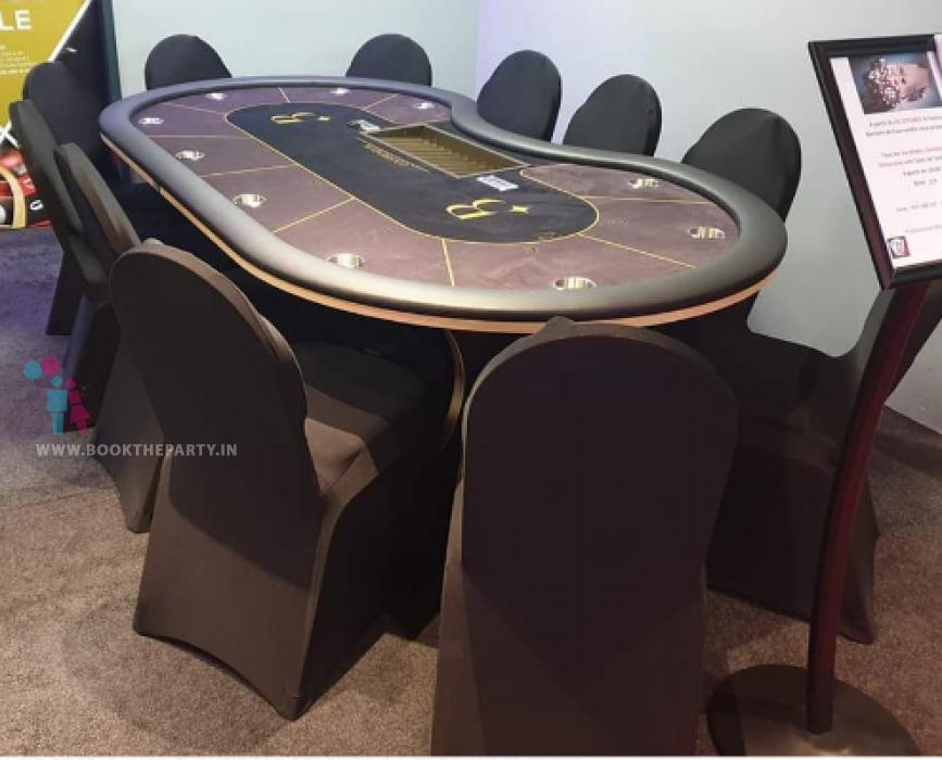 Poker Table PTM