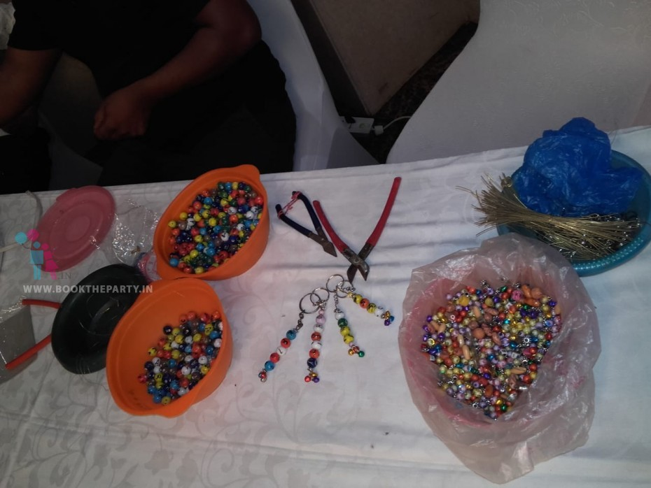 Key Chain Making With Name