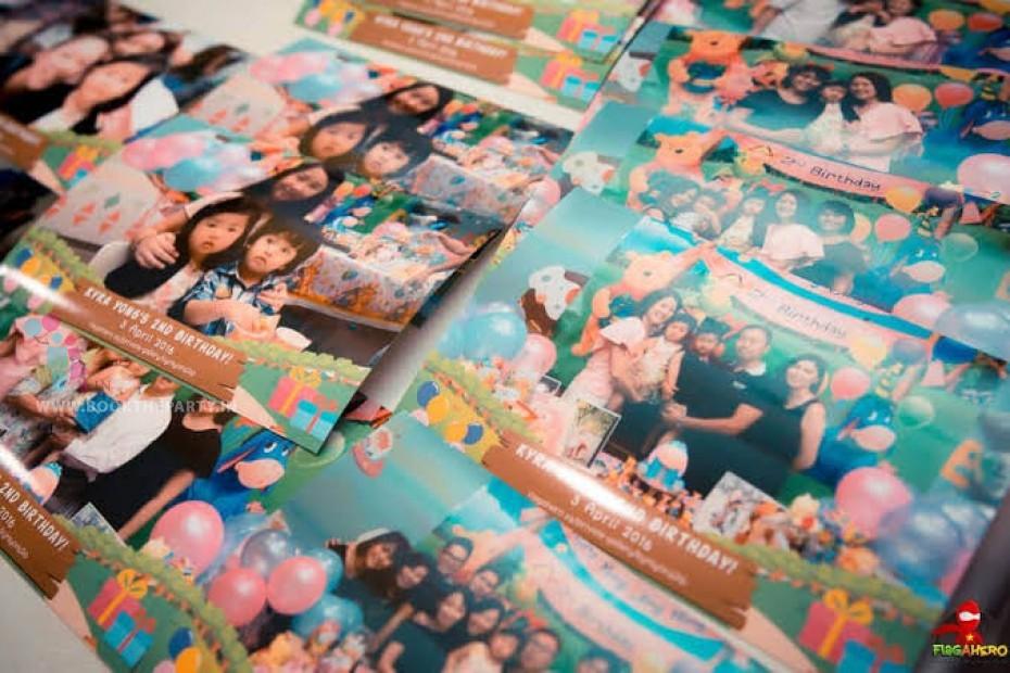 Instant Photo Prints