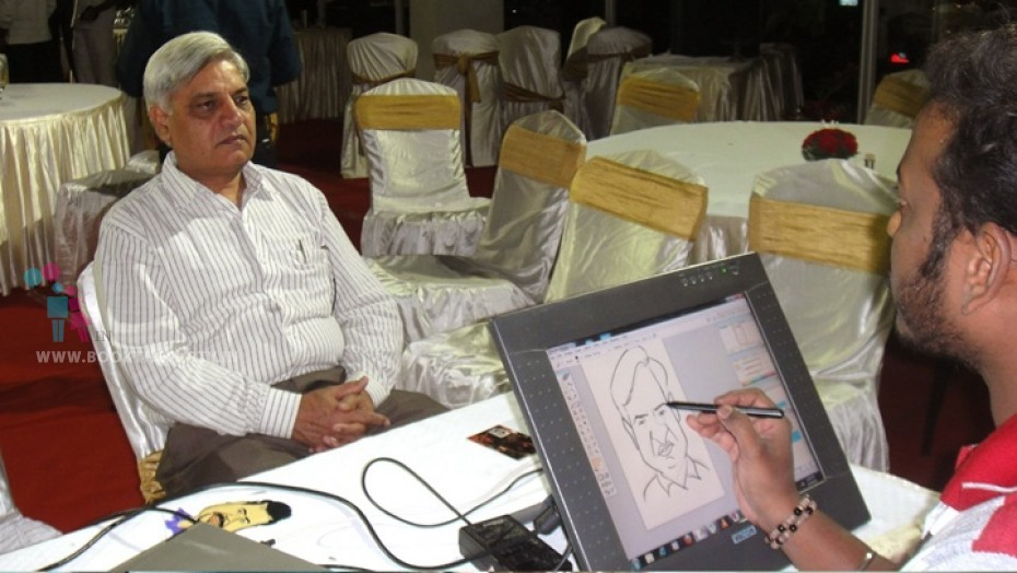 Digital Caricature - Beginner