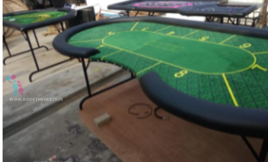 POKER FLUSH MULTI FOLDING GAME