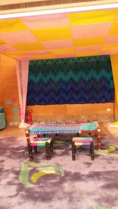 5 Sets of Nawar Cot with 2 Stools