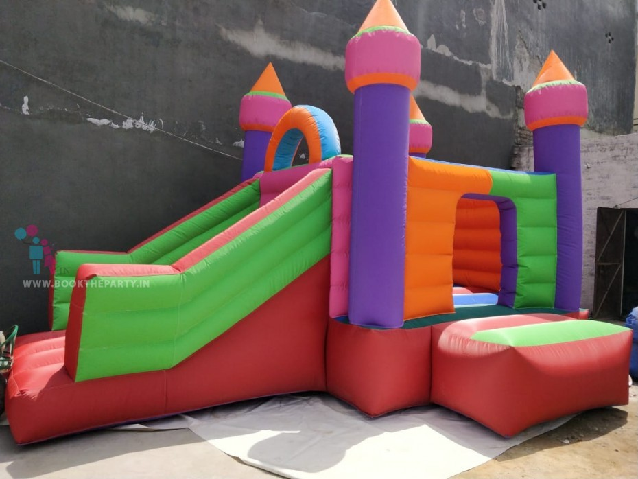 Bouncy 10 Feet*10 Feet