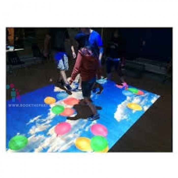 3D Interactive Floor
