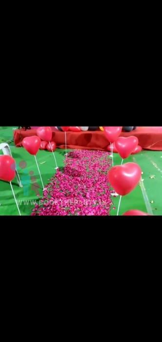 Love ballons entry