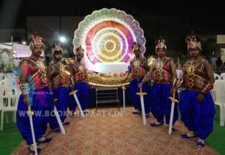 Big Bahubali Entry