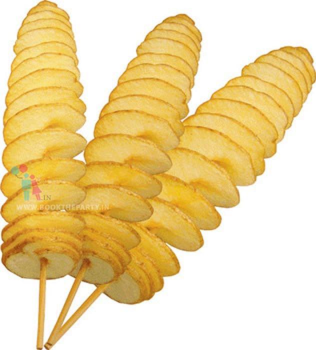 Potato Spring Rolls 300