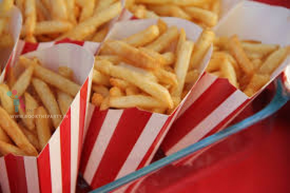 French Fries 200nos