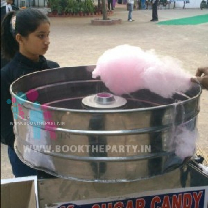Cotton Candy Limited