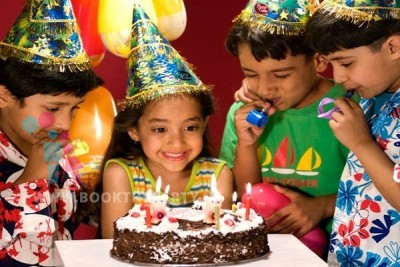 Venya Birthday Party
