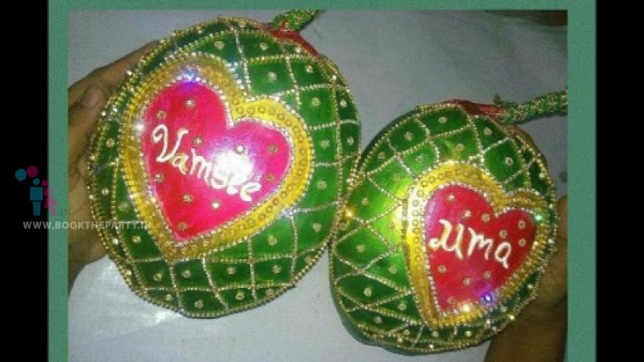 KB with Heart & Diamond Design